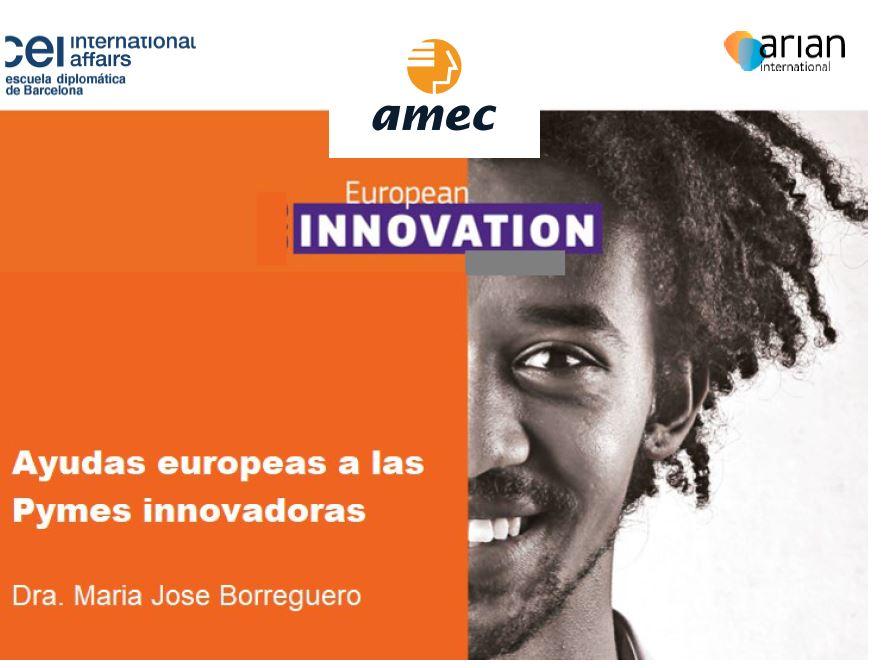 Ayudas Europeas a las Pymes Innovadoras